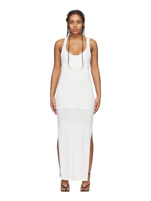 Christopher Esber deconstructed tank dress