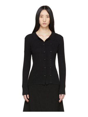 Christopher Esber double-button cardigan