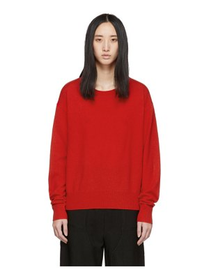 Christopher Esber negative space sweater