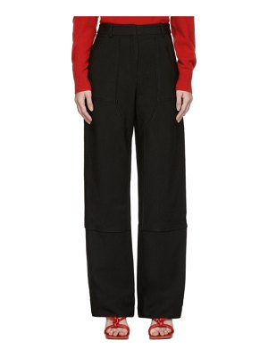 Christopher Esber utility trousers