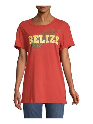 CHRLDR Belize Cotton Tee