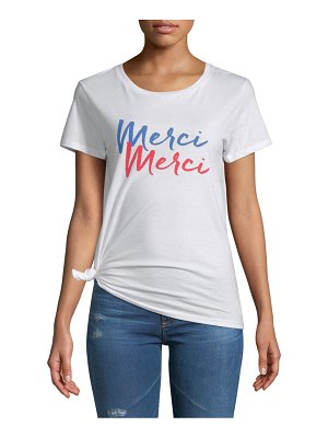 CHRLDR Cotton Merci Tee