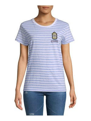 CHRLDR Cotton Nautical Tee