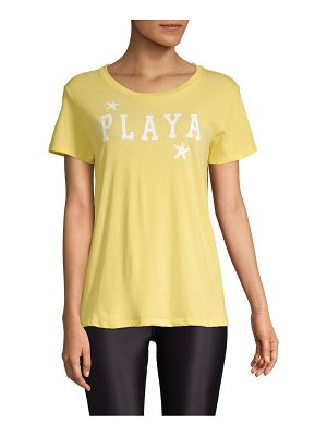 CHRLDR Playa Cotton Tee