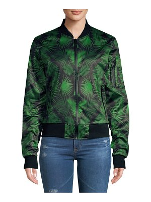 CHRLDR Tropical Bomber Jacket