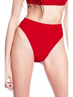 CHROMAT ribbed swim bottoms
