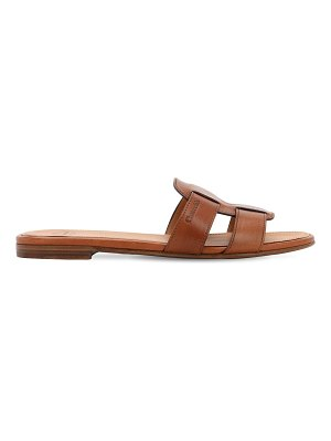 CHURCH'S 10mm leather slides