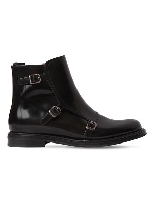 CHURCH'S 20mm amelia buckled leather boots