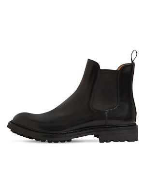 CHURCH'S 20mm genie brushed leather boots