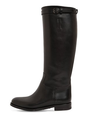 CHURCH'S 20mm michelle leather boots