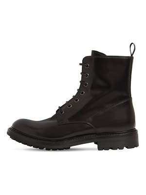 CHURCH'S 20mm nanalah brushed leather boots