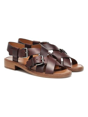 CHURCH'S Bliss leather sandals