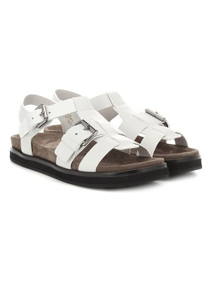 CHURCH'S britney leather sandals