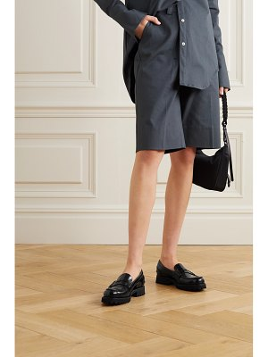 CHURCH'S cameron glossed-leather loafers