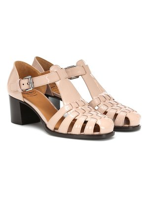 CHURCH'S Kelsey patent leather sandals