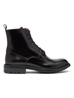 CHURCH'S Nanalah lace-up leather ankle boots