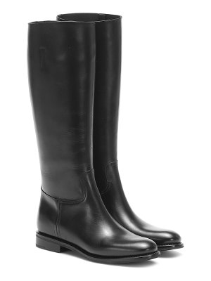 CHURCH'S ofelia leather knee-high boots