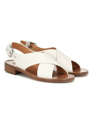 CHURCH'S rhonda leather sandals