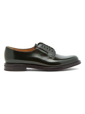 CHURCH'S Shannon 2 leather derby shoes