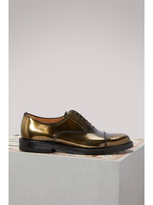 CHURCH'S Sheffield W leather derby shoes