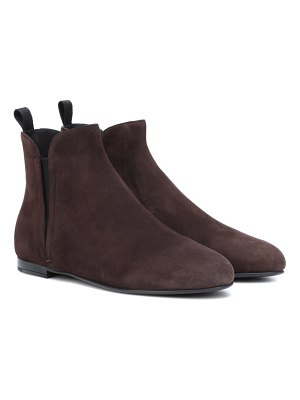 CHURCH'S Swan suede ankle boots