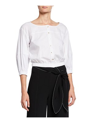Cinq a Sept Cate Button-Down Top