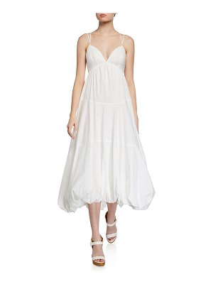 Cinq a Sept Effie Strappy Sweetheart Dress
