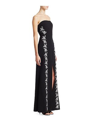 Cinq a Sept eva embroidered gown