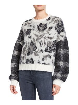 Cinq a Sept Genevieve Pullover Sweater