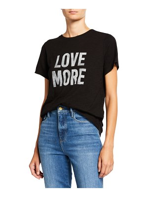 Cinq a Sept Love More Graphic Tee