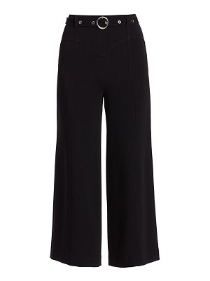 cinq à sept polly belted cropped pants