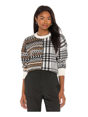 Cinq a Sept shania pullover sweater