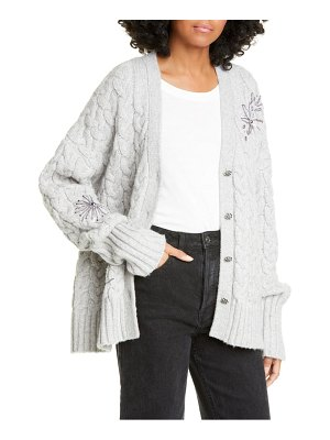Cinq a Sept victoria beaded cardigan
