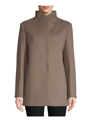 Cinzia Rocca Envelope Collared Jacket