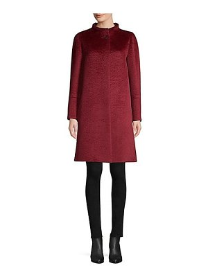 Cinzia Rocca long-sleeve walker coat