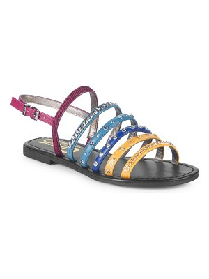 Circus by Sam Edelman Bev Strappy Flat Sandals