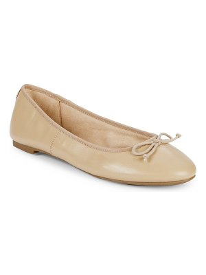 Circus by Sam Edelman Charlotte Leather Ballet Flats