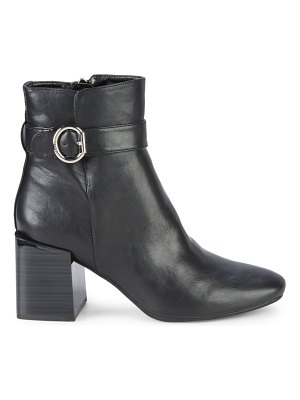 Circus by Sam Edelman Tenley Faux Leather Heeled Ankle Boots