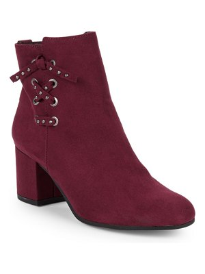 Circus by Sam Edelman Vinnie Lace-Up Booties