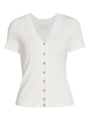 Citizens of Humanity cassondra ribbed top