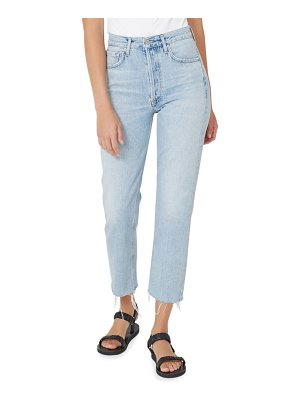 Citizens of Humanity Charlotte High-Rise Straight Crop Jeans
