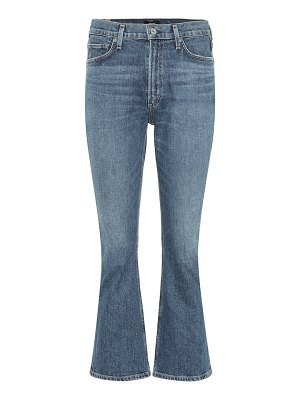 Citizens of Humanity Demi cropped high-rise jeans
