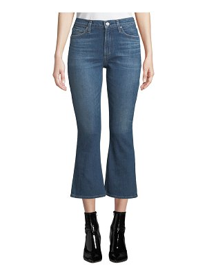 Citizens of Humanity Demy High-Rise Cropped Flare-Leg Jeans