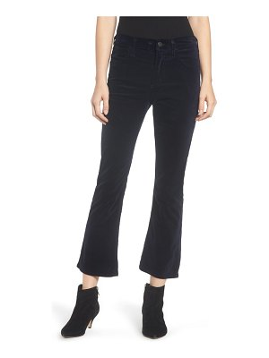 Citizens of Humanity drew high waist crop flare jeans