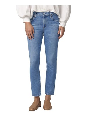 Citizens of Humanity Elsa Straight-Leg Ankle Jeans