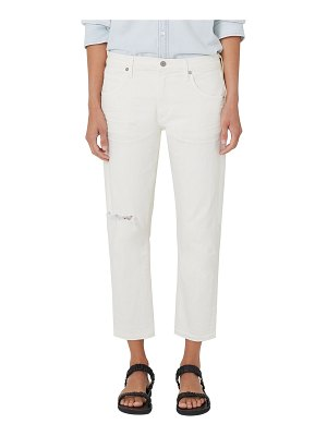 Citizens of Humanity Emerson Cropped Boyfriend Jeans