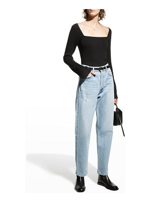 Citizens of Humanity Eva Relaxed Baggy Jeans