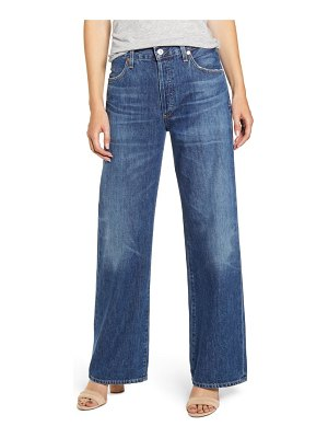 Citizens of Humanity flavia high waist wide leg jeans