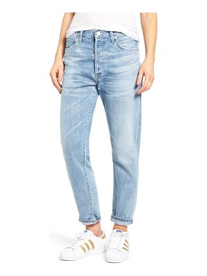 Citizens of Humanity liya high waist boyfriend jeans