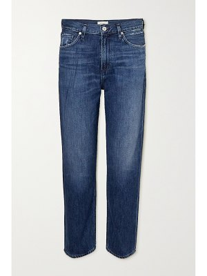 Citizens of Humanity marlee cropped high-rise tapered jeans